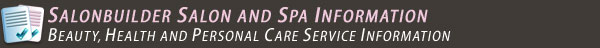 Beauty, Health and Personal Care Service Information